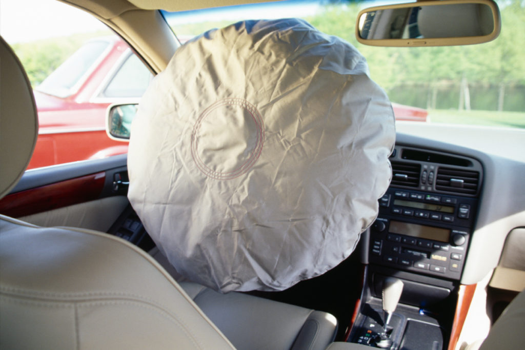 Подушка Airbag srs